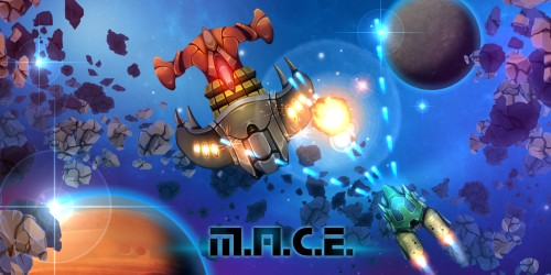MACE Space Shooter