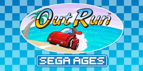 Sega Ages Out Run