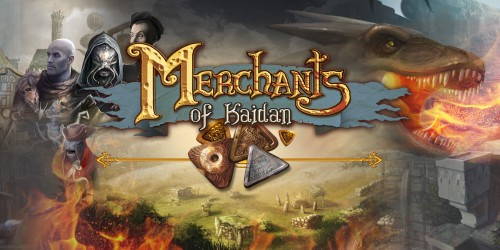Merchants of Kaidan