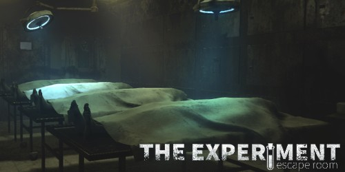 The Experiment: Escape Room
