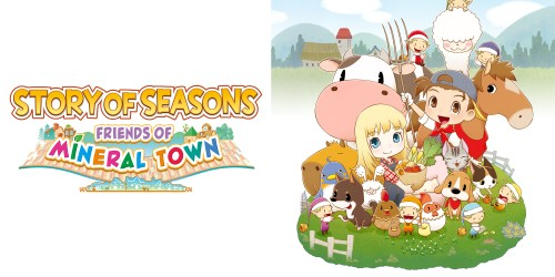 Story of Seasons: Friends of Mineral Town