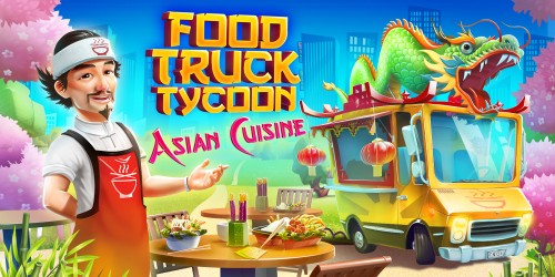 Food Truck Tycoon - Asian Cuisine