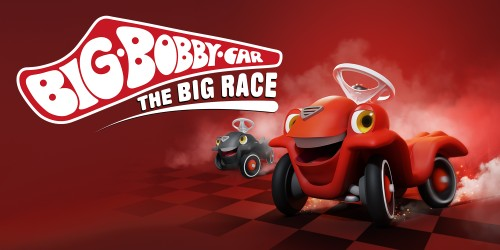 Big Bobby Car - The Big Race