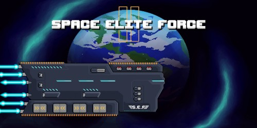 Space Elite Force II
