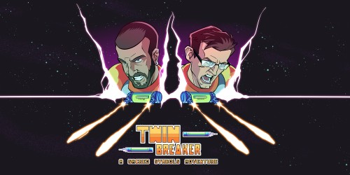 Twin Breaker: A Sacred Symbols Adventure
