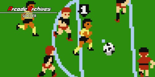 Arcade Archives Soccer