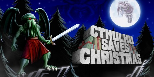 Cthulhu Saves Christmas