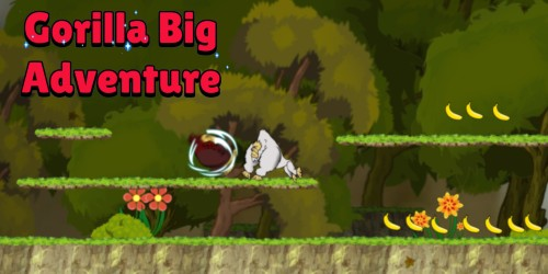 Gorilla Big Adventure