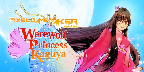 Pixel Game Maker Series Werewolf Princess Kaguya