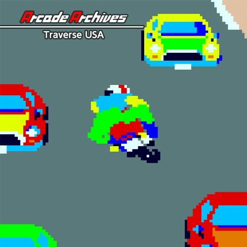 Arcade Archives Traverse USA