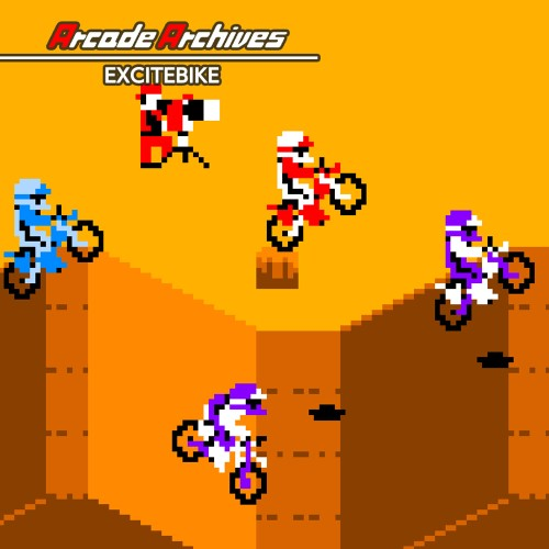 Arcade Archives Excitebike