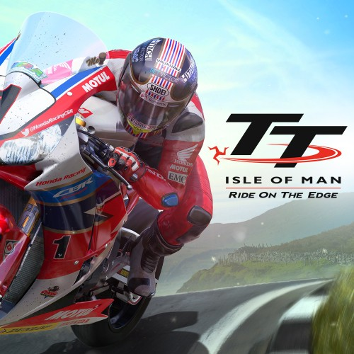 TT Isle of Man - Ride on the Edge