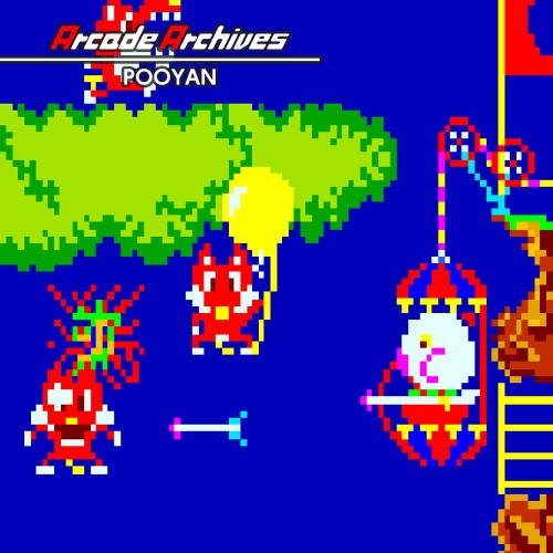 Arcade Archives Pooyan