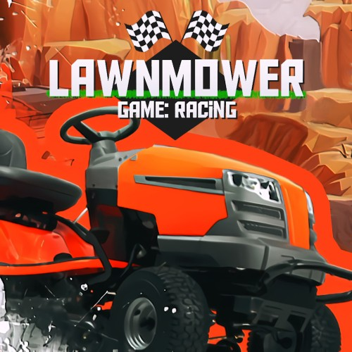 Lawnmower Game: Racing